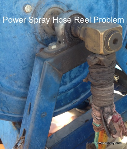power spray equipment don't live with problems