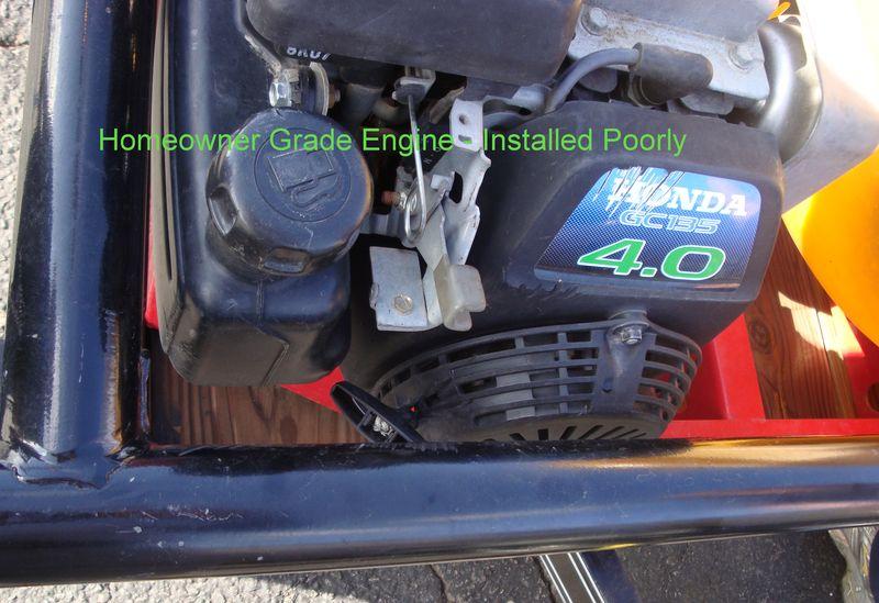 weed control sprayer rig