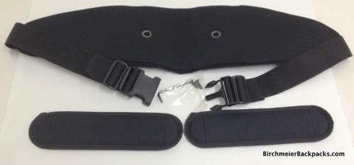 Birchmeier backpack padded straps