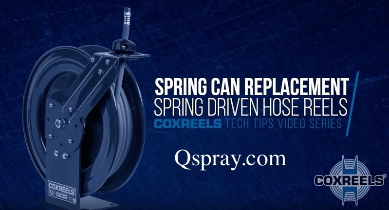 Cox Spring Can replacement