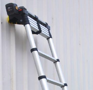 telesteps ladder standoff tool tray